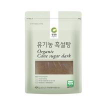 청정원 유기농 흑설탕(454G)