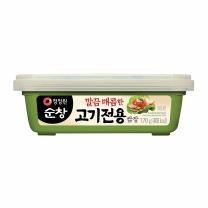 청정원 고기전용쌈장(170G)