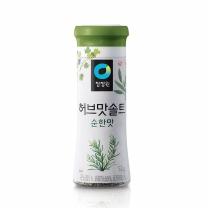 청정원 허브솔트(순한맛)(52G)