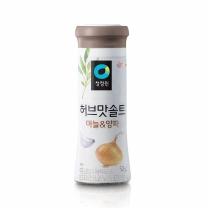 청정원 허브솔트(마늘&양파)(52G)