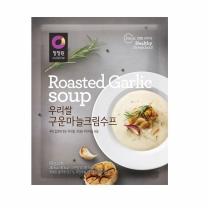 청정원 우리쌀 마늘 스프(60G)