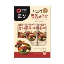 청정원 쇠고기볶음 고추장(60G*3입)