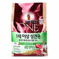 원 양고기와 쌀 (성견용)(2.5KG)