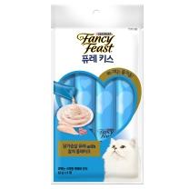 팬시피스트 퓨레키스 (닭가슴살&참치)(40G)