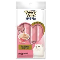 팬시피스트 퓨레키스 (참치&닭가슴살)(40G)