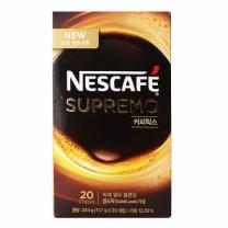 ㉡ 네스카페 수프리모 커피믹스(11.7G*20입)
