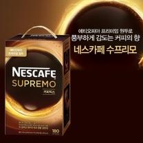 ㉡ 네스카페 수프리모 커피믹스(11.7G*180입)