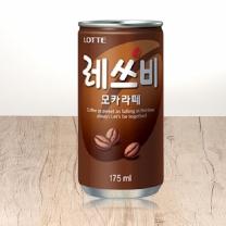 ◆ 롯데 레쓰비 모카라떼(175ML*6입)