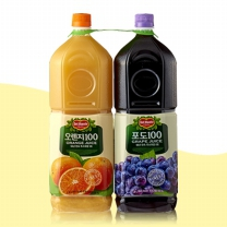 ◆ 델몬트100 오렌지포도 기획(1.8L*2입)