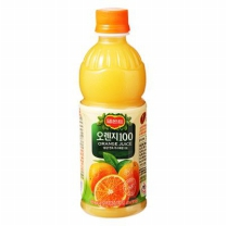 ◆ 델몬트 오렌지 100(400ML)