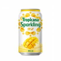 트로피카나 스파클링 (망고)(355ML)