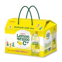 ㉩ 데일리C 레몬1000 C+ 선물세트(140ML*12입)
