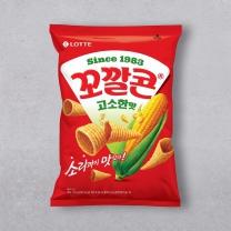 롯데 꼬깔콘 고소한맛(144G)