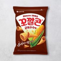 롯데 꼬깔콘 군옥수수맛(144G)