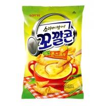 롯데 꼬깔콘 콘스프맛(144G)