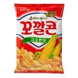 롯데 꼬깔콘고소한맛(155g)
