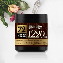 ㉣ 롯데 드림카카오 72%(86G)