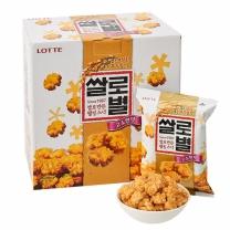 롯데 쌀로별(62G*10입)