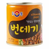 유동 영양간식 번데기(280G)