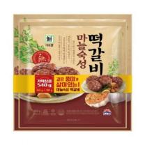 대림 마늘 숙성떡갈비 미니(540G)
