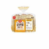 삼립 천연효모로 만든 로만밀 통밀식빵(420G)