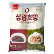 삼립 단팥야채 호빵(90G*6입)