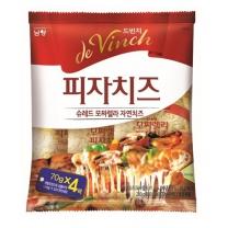 남양 드빈치 자연방목 피자치즈(300G)