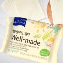 남양 웰메이드 체다 치즈(270G)