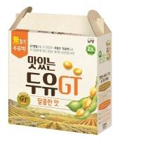 맛있는 두유GT (달콤한 맛)(190ML*16입)