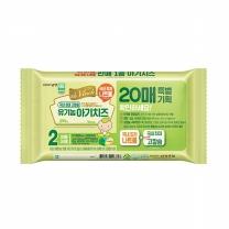남양 유기농 아기치즈 기획 (2단계)(180G*2입)
