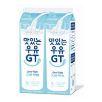 남양 GT저지방 고칼슘 우유 기획(900ML*2입)