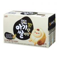 아기랑쌀이랑 (흑미)(180ML*6입)