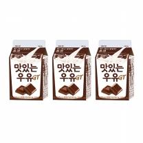 남양 맛있는우유 초코(180ML*3입)