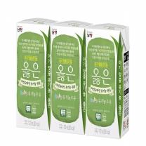 남양 옳은 유기농우유(120ML*3입)
