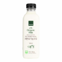 해빗 귀한유기농 우유(750ML)