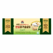 사조 리얼 닭가슴살(135G*3입)