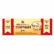 사조 훈제 닭가슴살(135G*3입)