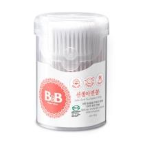 B&B 신생아면봉(210입)
