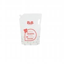 B&B 섬유유연제 (리필,베르가못)(2,100ML)