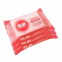 B&B 세탁비누 (얼룩제거용)(200G*3개)