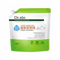 닥터아토 섬유유연제 (리필)(1,800ML)