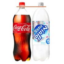 코카콜라+암바사 기획(1.5L*2입)