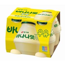 빙그레 바나나우유(240ML*4입)