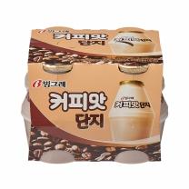 빙그레 커피맛 단지(240ML*4입)