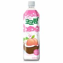 ★ 해태 코코팜 (피치핑크복숭아)(1L)