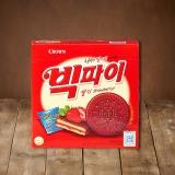 크라운 빅파이딸기(18입)(324 g)