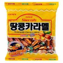 ★ 크라운 땅콩카라멜(324G)