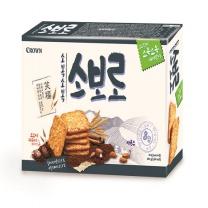 크라운 소복소복 소보로(240G)