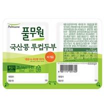 풀무원 투컵 찌개두부(320G)