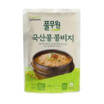 풀무원 국산콩 콩비지(300G)